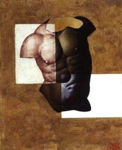 Robert_Coane_-_torso-From-the-Antique2